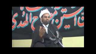 [04] Seerat un-Nabi (s) wa Seerat-e-Imam Hassan (a) - Moulana Akhter Abbas Jaun