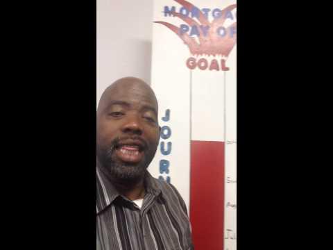 Pastor Scott Gordon Calvary Baptist Sapulpa  Debt free pledge