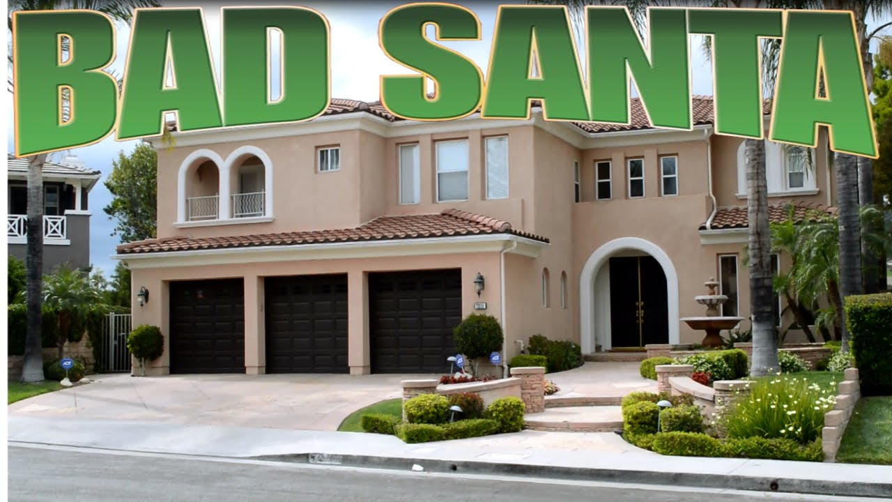 House in Bad Santa