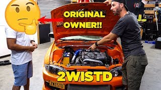 2WISTD - We Found The ORIGINAL OWNER!! (Hasn't Seen Car in 10 Years...)
