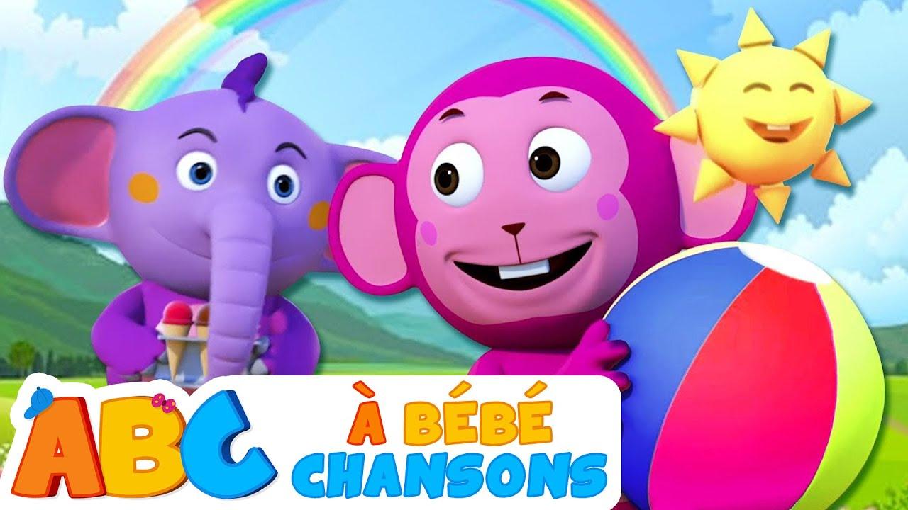 Chanson des Sentiments - Feelings Song | À Bébé Chansons | Chansons pour Enfants