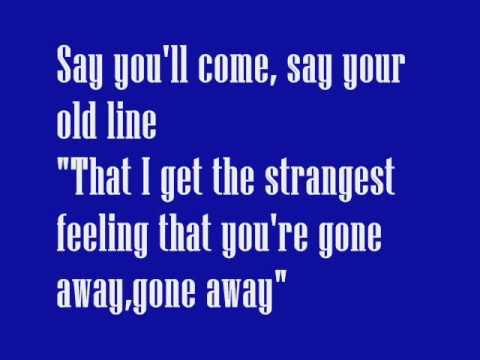 Dishwalla - Every Little Thing (Lyrics)
