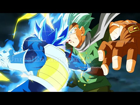 Download A Victory For Vegeta Vs Granolah In The Dragon Ball Super Manga?