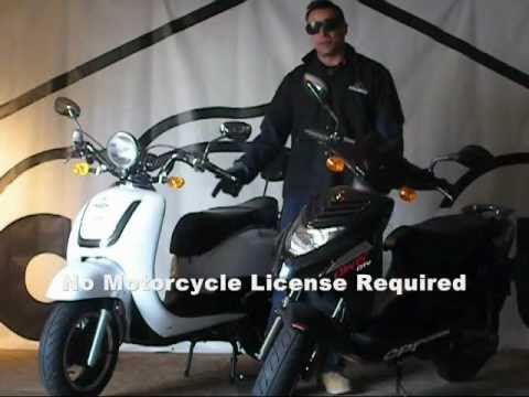 New Scooter Law In Nj No Motorcycle License Required Youtube