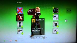 Xbox360: How to make your avatar look like the TF2 Heavy! :D