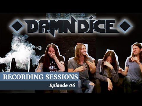 DAMN DICE - Behind the Second Album - VLOG 06 (Q&A)