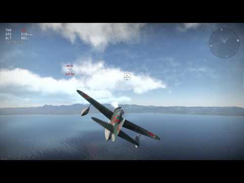 World of Warships Scout Fighter mod.