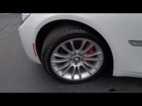 2015 BMW 7 Series Oak Lawn, Orland Park, Chicagoland, Northwest Indiana, Joliet, IL PHT7986