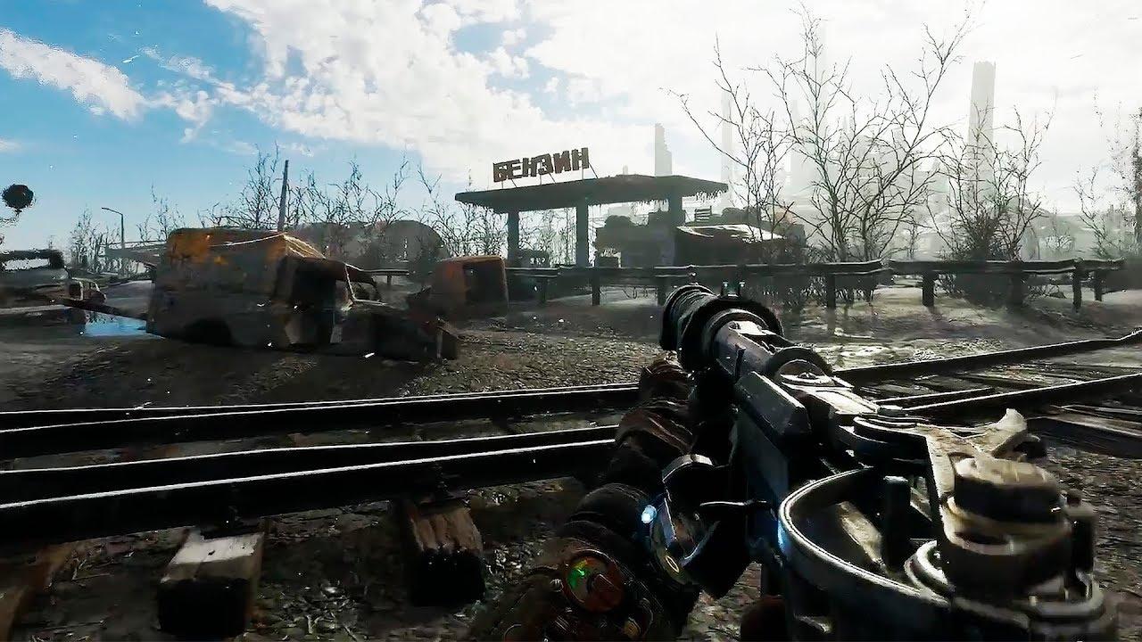 Метро: Исход / Metro: Exodus — Русский трейлер игры #3 (2018) - YouTube