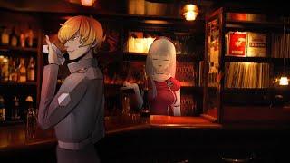 【BARへるへる拡大SP】マシュマロとぷよぷよ入りアイス【ドーセット・アカホシ】
