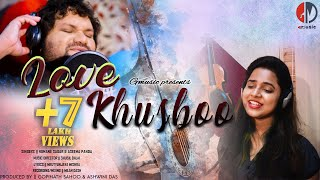 Love Khusboo | Haule Haule | Humane Sagar | Asima Panda | Romantic Song | Studio Version | G Music.
