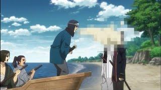 Gintama: Sakamoto vomita Gintoki y Takasugi thumbnail