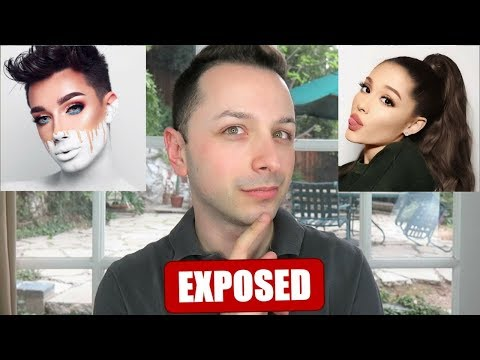 James Charles EXPOSES Ariana Grande + My Friendship With Ariana