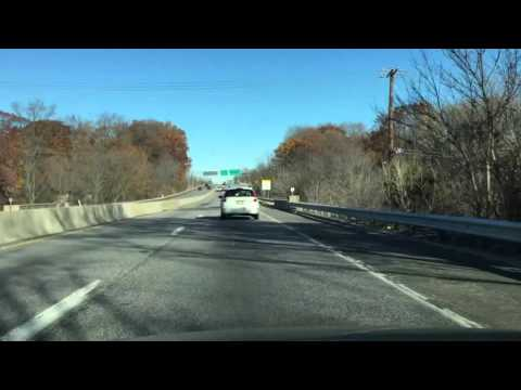 Some Guy Driving - US Route 1 North  - PA 63 Woodhaven Road to Pennsylvania Ave, Morrisville, PA