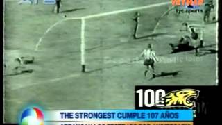 DOCUMENTAL:107 AÑOS DE FUNDACIÓN DEL CLUB THE STRONGEST