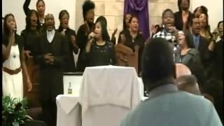 Heart of God Ministries Praise Team singing:  Bless The Lord With Me