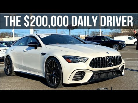Download 2019 AMG GT63S - Review of Mercedes Most Powerful 4 Door Car EVER.