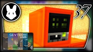 SevTech Ages - It Grinds, Mixes, & More! Part 37 - Mischief of Mice!