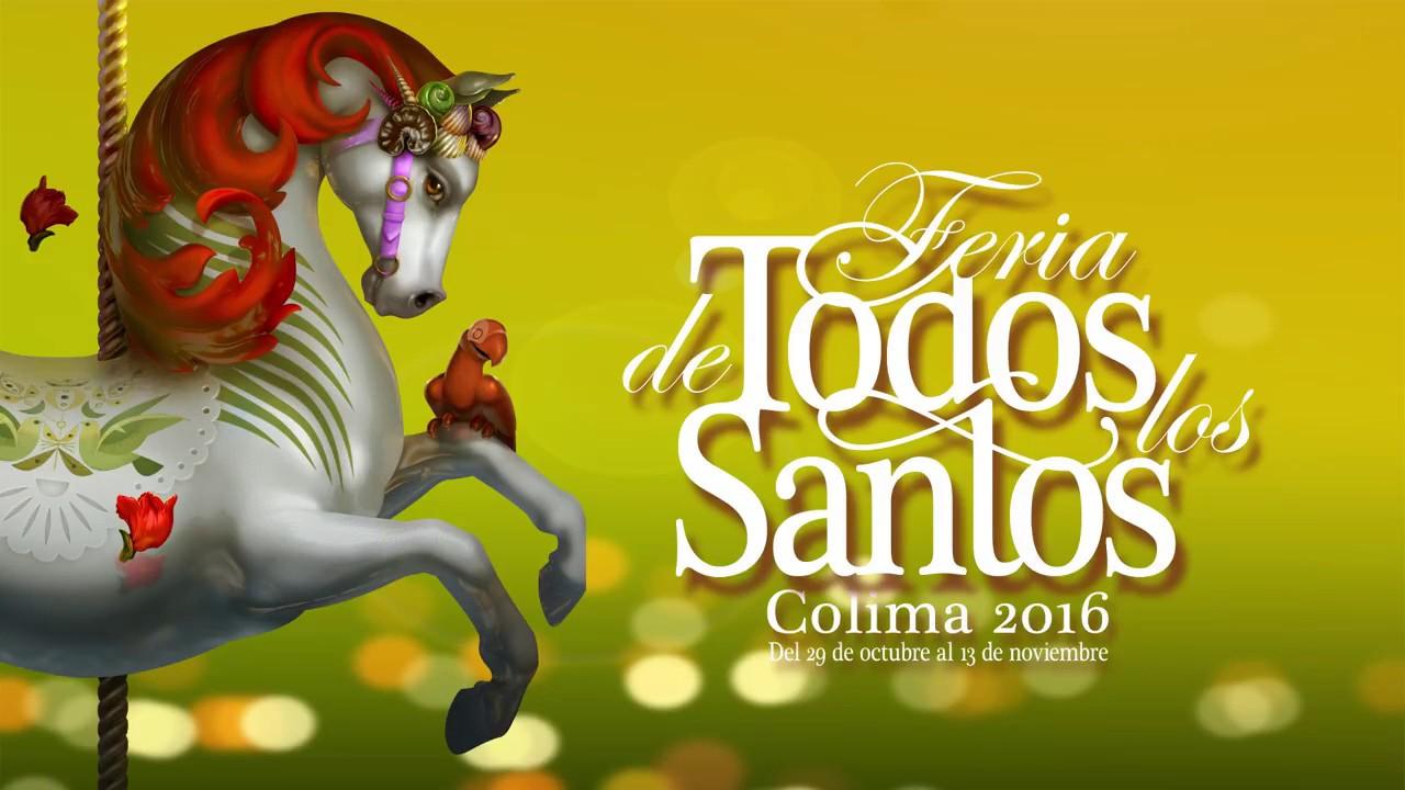 Feria de Todos los Santos Colima 2016