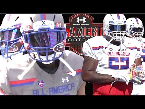2017 Under Armour All-American Game : UTR Mixtape