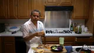 Cooking Fish & Shrimp Tacos