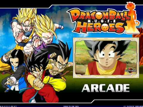 Dragon Ball Heroes M.U.G.E.N (Hi-Res) - Free PC Game DOWNLOAD