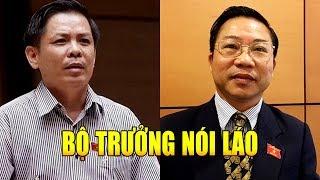 Quen thói nói phét; Nguyễn Văn Thể ăn bạt tai của Lưu Bình Nhưỡng ngay giữa nghị trường