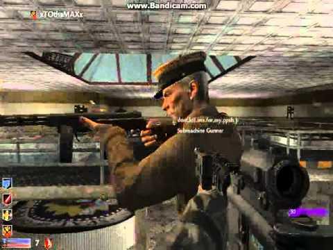 Custom cod 5 zombie maps: Zombie Airport - YouTube