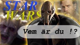 Star Wars På Svenska - Tandläkaren!