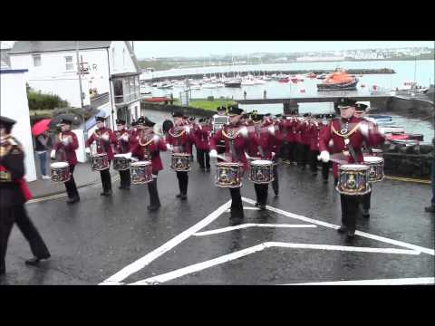 William King Memorial @ Portrush SOU Parade 2015