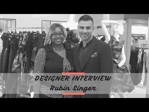 DESIGNER INTERVIEW: Rubin Singer