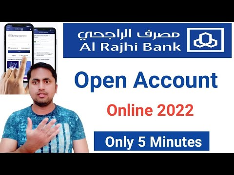 Al Rajhi open account online | How to Open Al Rajhi Bank Acc