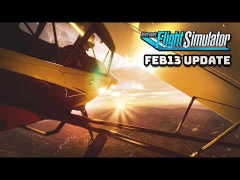 Flight Simulator 2020 Juicy Update! (Feb 13th 2020)