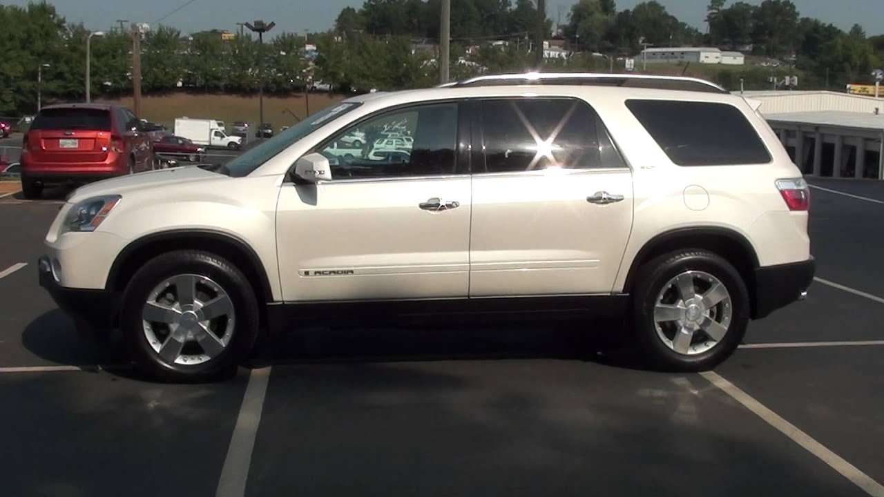 power chairs for sale lucite ghost chair 2008 gmc acadia slt!! heads up display, leather!! stk# 5801 www.lcford.com - youtube