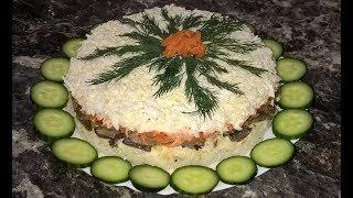 Салат с куриными сердечками рецепт. Слоеный салат. Куриные сердечки салат.