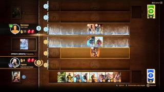 Ведьмак 3 - Как играть в гвинт - знакомство с карточной игрой и советы по ней
