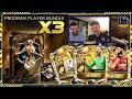 3X GOLDEN TICKET PROGRAM PLAYER BUNDLE OPENING!! | FIFA MOBILE 18 GOLDEN TICKET OPENING (60K FP)