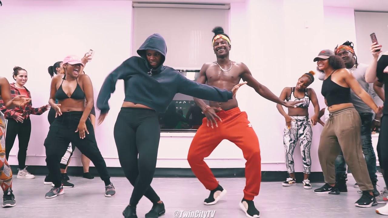 Mr. Killa - Oil it |Choreography by Wendell Bullen & Royal G