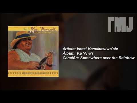 Letra Traducida Somewhere Over The Rainbow De Israel