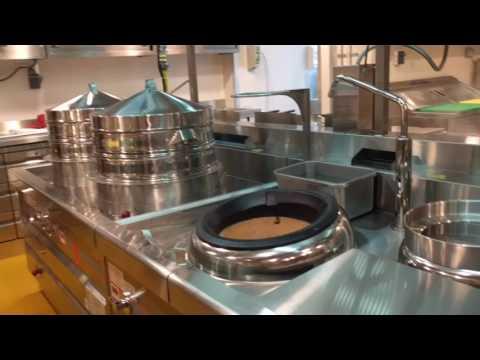 Chinese Wok YPT Open Kitchen Style@Towers Rotana / Inotech Dubai