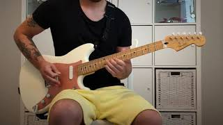 Symphony Of Distraction - Exit Plan (Guitar Solo Cover)