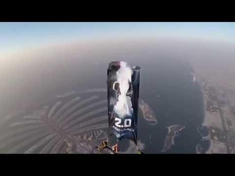 Robo 2.0  Skydive Promotions in Dubai
