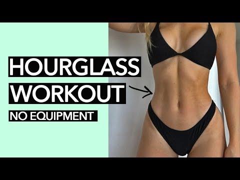 Hourglass Workout (10 Mins)