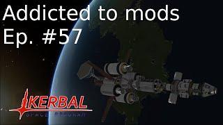 KSP S01E057 - Кёрбалы летят на Мохо. Снова! (русский летсплей)
