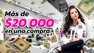 ME GASTO $20MIL EN UN DIA DE COMPRAS | El Mundo de Camila