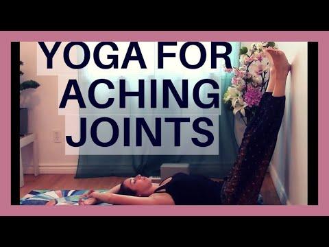 Restorative Yoga for Aching Joints - Yoga for Arthritis