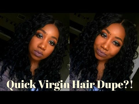 PERFECT Virgin Hair Knockoff? | Freetress Equal Kama 9 Part 903