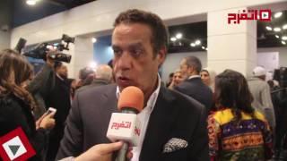 اتفرج| جمال العدل: أشجع شقيقي مدحت على تقديم «شبرا مصر» في عمل فني