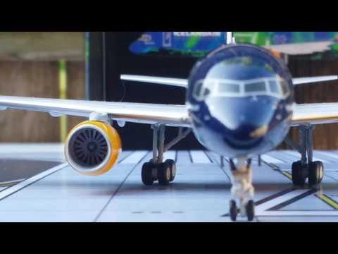 Gemini 200 Icelandair B757-200(Hekla Aurora Livery)Review