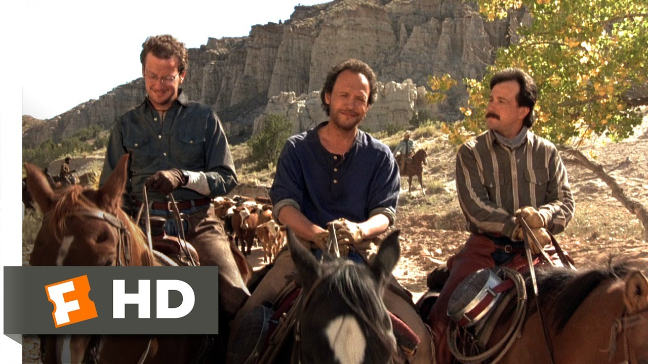 City Slickers 10 11 Movie Clip Best Day Worst Day 1991 Hd Youtube